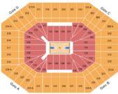 Dean E Smith Center Tickets And Dean E Smith Center