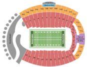 Memorial Stadium Tickets And Memorial Stadium Seating
