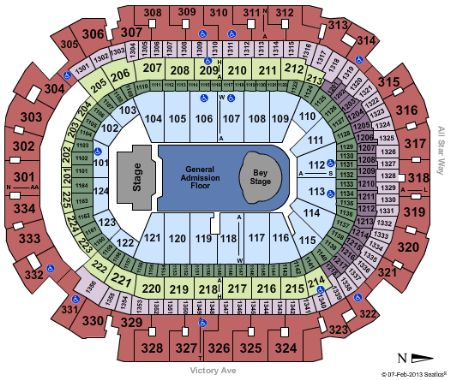 American Airlines Center Dallas Seating Chart Disney On Ice
