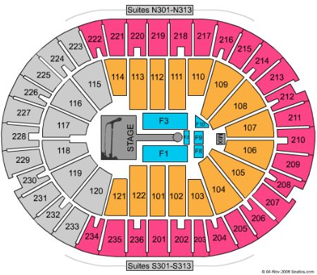 Amway Arena Tickets and Amway Arena Seating Chart - Buy ... Britney Spears Tickets