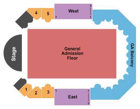 Aragon ballroom tickets and aragon ballroom seating chart buy