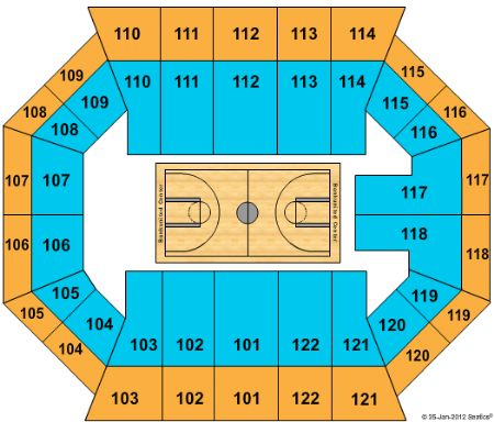 Bankunited Center At Um Tickets And Jpg 450x384 Miami Hurricanes Seating Chart