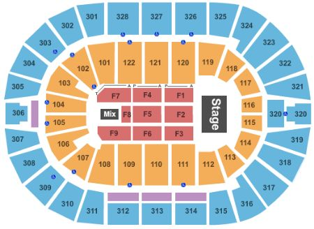 bank of oklahoma center tickets and bank of oklahoma center seating chart buy bank of oklahoma. Black Bedroom Furniture Sets. Home Design Ideas