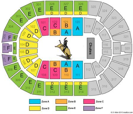 Bok center tickets and bok center seating chart buy bok center