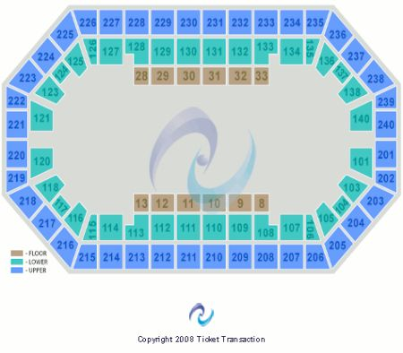 Arena Tickets and Broadbent Arena Seating Chart - Buy Broadbent Arena