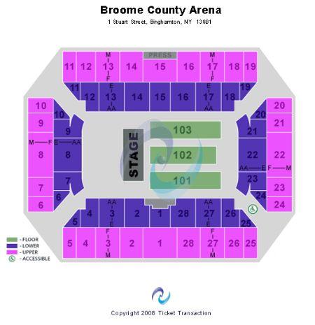 Broome County Veterans Memorial Arena