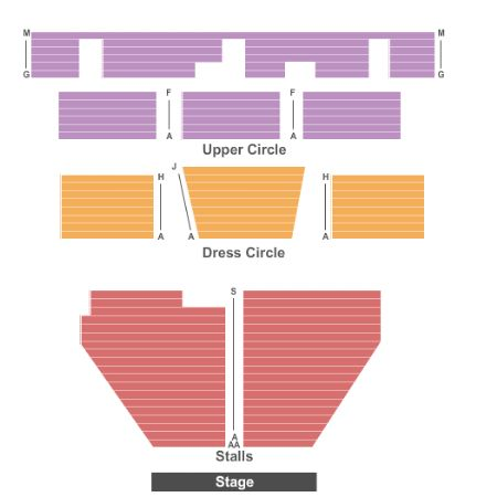 Cambridge Theatre Tickets And Cambridge Theatre Seating