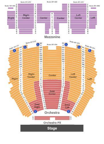 Centennial hall tickets and centennial hall seating chart buy