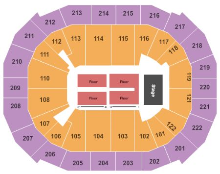 Chaifetz Arena Tickets And Chaifetz Arena Seating Chart
