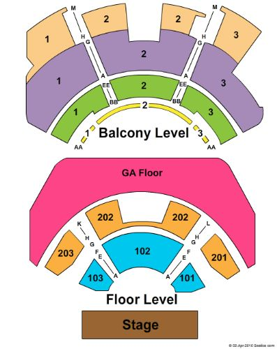 Nokia Los Angeles Seating Chart Reliable Movers San Diego