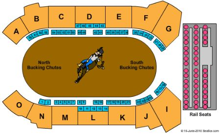 Cowtown Coliseum Tickets And Cowtown Coliseum Seating