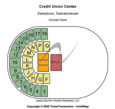 Credit Union Centre Place