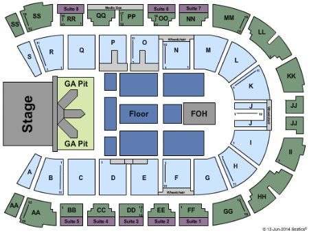 Enmax Centre Tickets And Enmax Centre Seating Chart Buy Enmax Centre Lethbridge Tickets Ab At