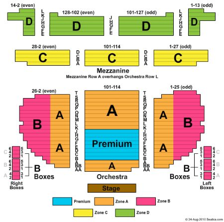 Eugene O'Neill Theatre Tickets and Eugene O'Neill Theatre Seating ...