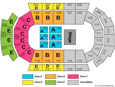 Family arena tickets and family arena seating chart buy family