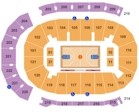 Ford center tickets and ford center seating chart buy ford center