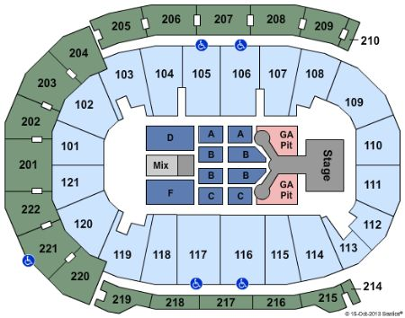 Ford center evansville seating chart mardan armanmarine co