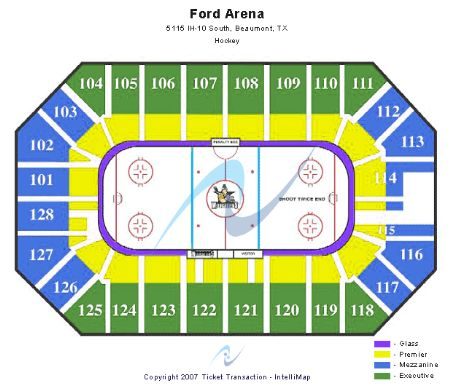Ford park arena tickets and ford park arena seating chart buy