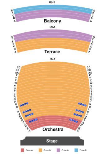 Inb Performing Arts Center Tickets And Inb Performing Arts