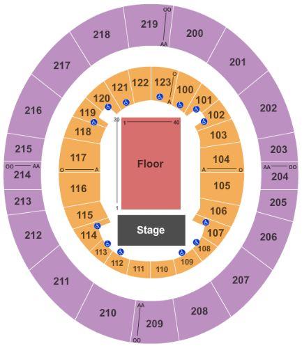 Isu Hulman Center Tickets And Isu Hulman Center Seating