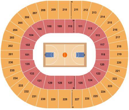 Jack Breslin Arena Tickets And Jack Breslin Arena Seating