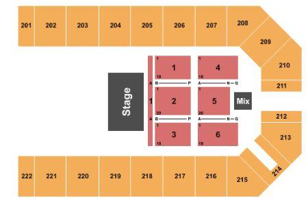 Kansas Star Casino Tickets And Kansas Star Casino Seating
