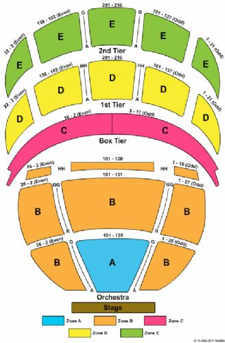 Sarasota Opera House Seating Plan Home Design And Style