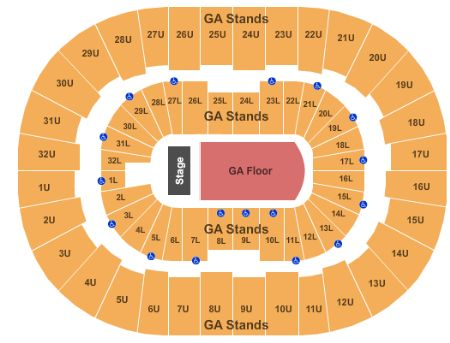 Bjcc arena tickets and bjcc arena seating chart buy bjcc arena
