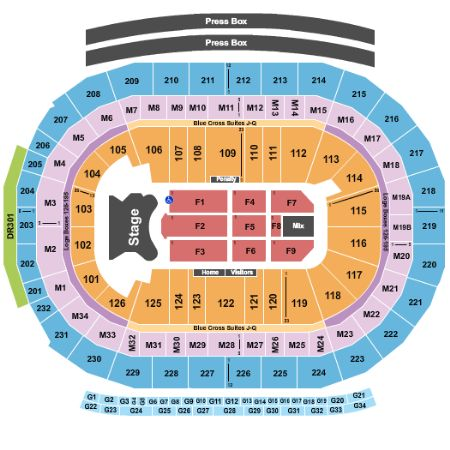 Little Caesars Arena Tickets and Little Caesars Arena Seating Chart - Buy Little Caesars Arena ...