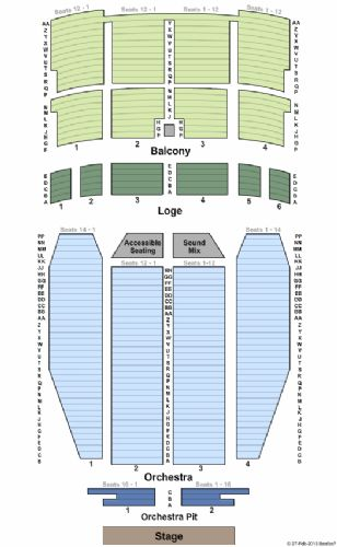 Louisville palace tickets and louisville palace seating chart