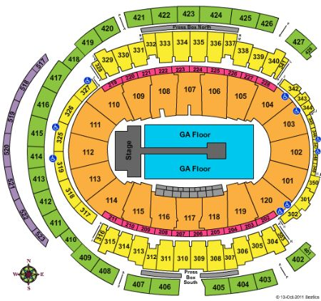Madison square garden tickets and madison square garden - Foo fighters madison square garden ...