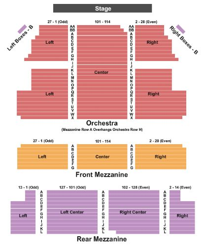 Majestic Theatre Tickets And Majestic Theatre Seating