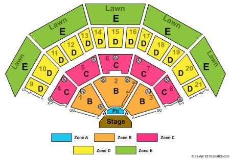 marcus amphitheater summerfest milwaukee wi. Marcus Amphitheater Tickets