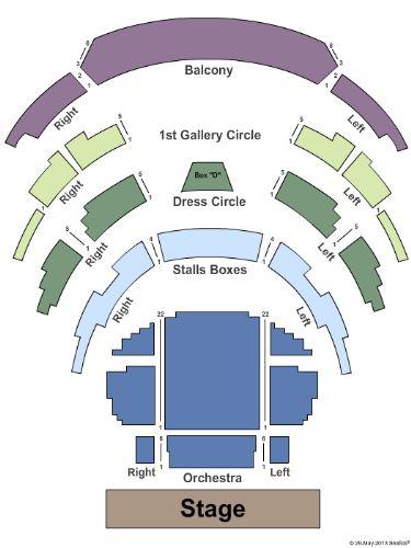 Mariinsky Theatre Tickets And Mariinsky Theatre Seating