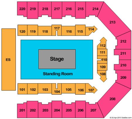 Motorpoint arena tickets and motorpoint arena seating chart buy