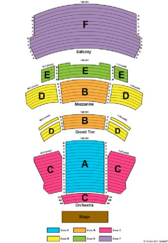 New york city center seating chart tole quiztrivia co