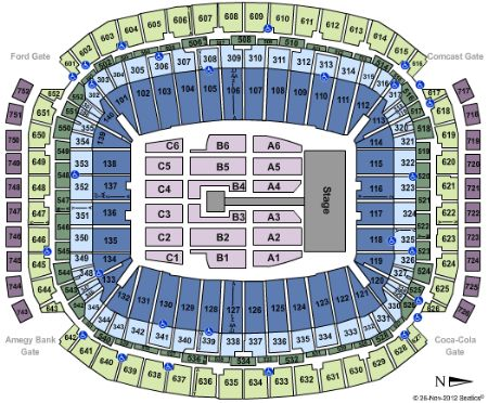 Nrg Stadium Tickets And Nrg Stadium Seating Chart Buy