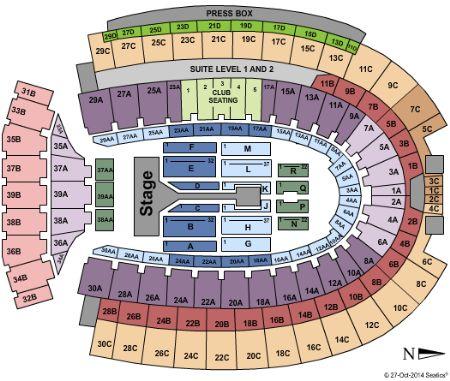 Osu Stadium Seating Chart View Www Microfinanceindia Org