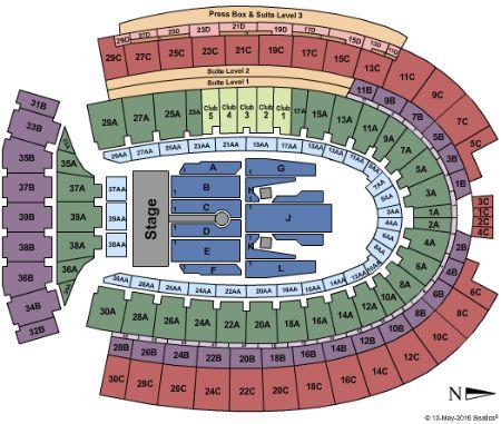 Ohio stadium tickets and ohio stadium seating chart buy ohio