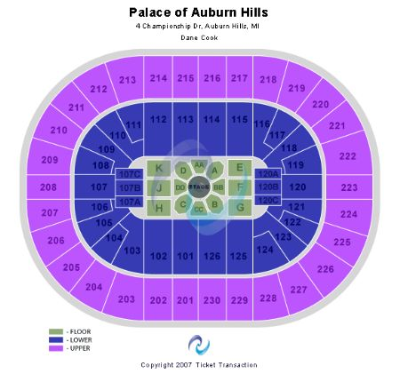 Palace Of Auburn Hills