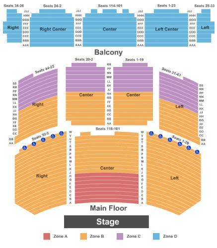 Paramount Theatre Aurora Seating Chart Tyler Elementary