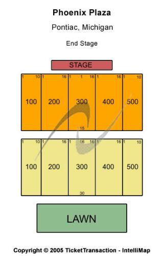 Phoenix Plaza Amphitheatre Tickets And Phoenix Plaza