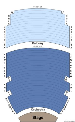 Baton River Center Seating Charts Theatre Tickets And