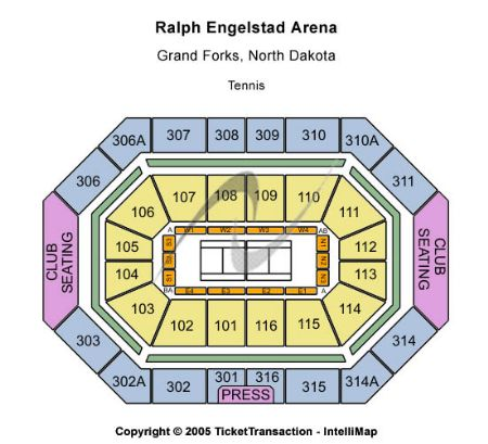 Ralph engelstad arena tickets and ralph engelstad arena seating