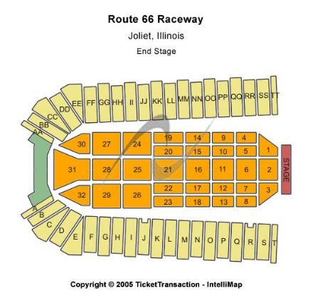 route 66 raceway tickets and route 66 raceway seating. Black Bedroom Furniture Sets. Home Design Ideas