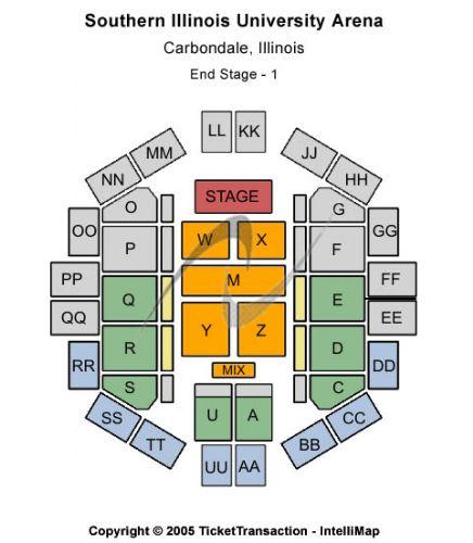 SIU Arena