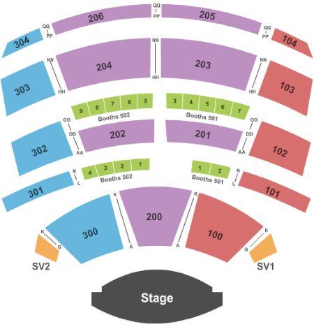 Spotlight 29 casino tickets and spotlight 29 casino seating chart