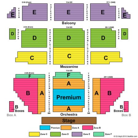 St James Theatre Tickets And St James Theatre Seating Chart Buy St James Theatre New York