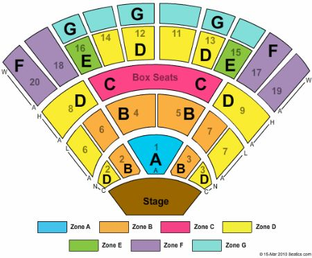 Tanglewood tickets and tanglewood seating chart buy tanglewood