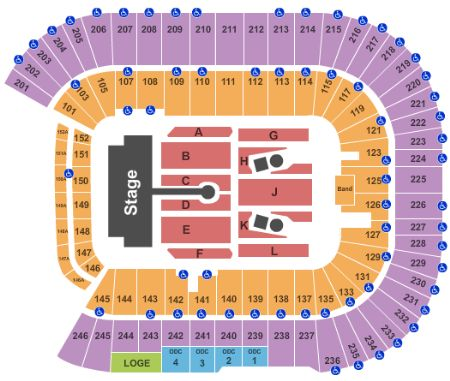 TCF Bank Stadium Tickets and TCF Bank Stadium Seating ...